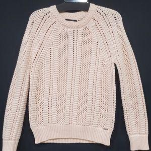 🆕️ Tahari Open Knit Sweater